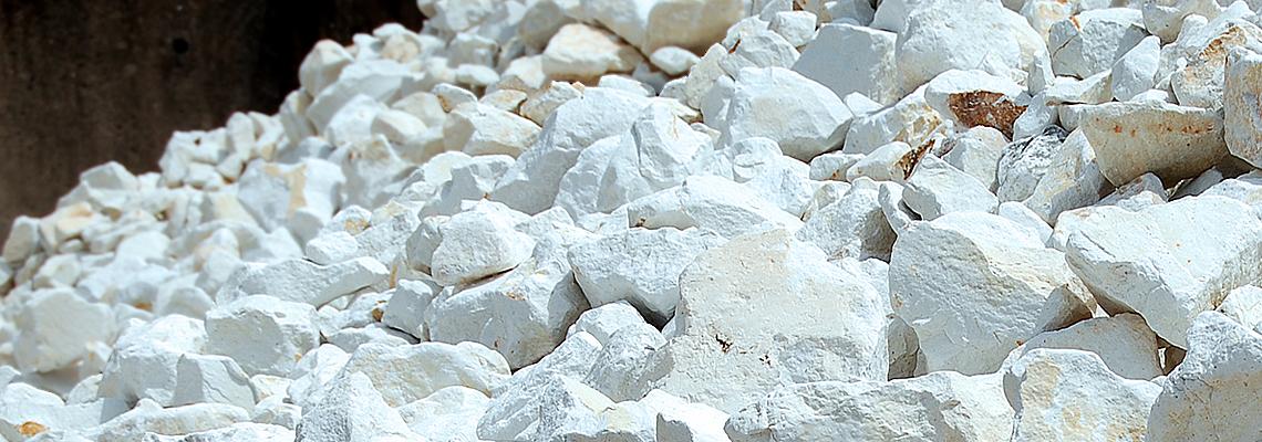 白磁の原石